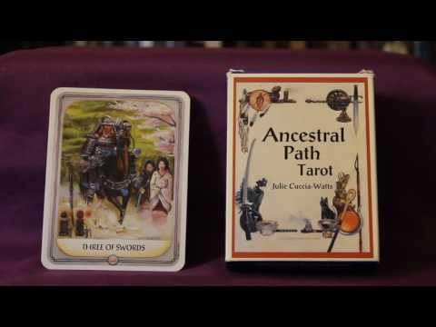 Ancestral Path Tarot Deck Full Flip Through