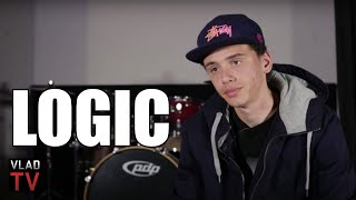"Logic on J. Cole Calling Out White Rappers on ""Fire Squad"""