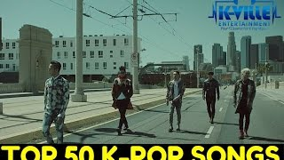 Top 50 K-Pop Songs for May 2015 (Week 2)