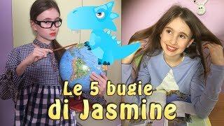 5 BUGIE DI JASMINE - by Charlotte M. / THE 5 LIES OF JASMINE