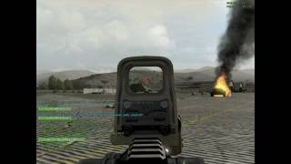 ArmA 2 - Operation Arrowhead - campaign - part 2 - gameplay
