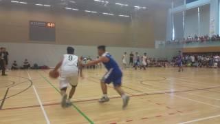 Publication Date: 2017-07-15 | Video Title: 裘錦秋VS漢華@2017學界籃球馬拉松