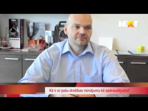Intervija ar Andi Šteinmani (Kaspersky Lab)