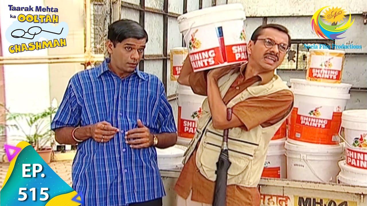 Download Taarak Mehta Ka Ooltah Chashmah - Episode 515 - Full Episode