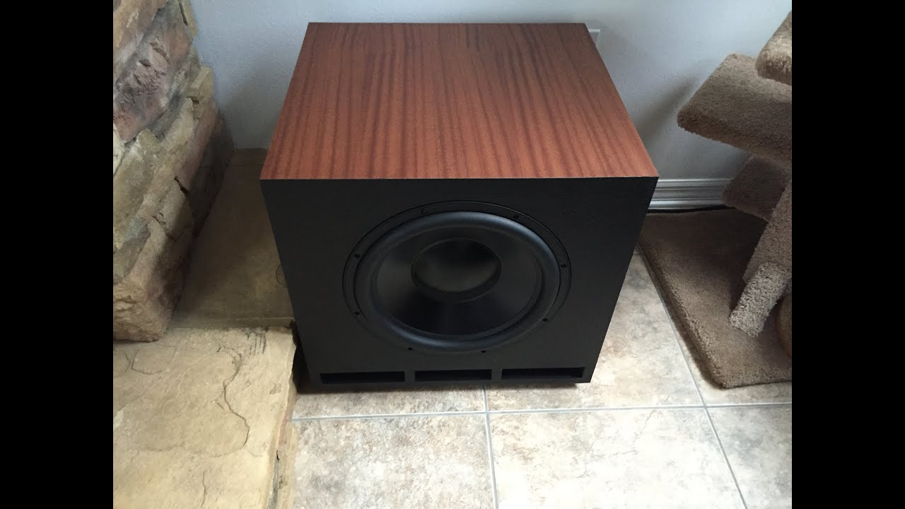 diy subwoofer - youtube