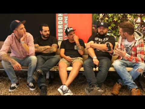 Stray From The Path GhostFest Interview 2015