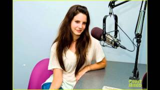 Lana Del Rey - Ride (Acoustic) Live on KIIS FM
