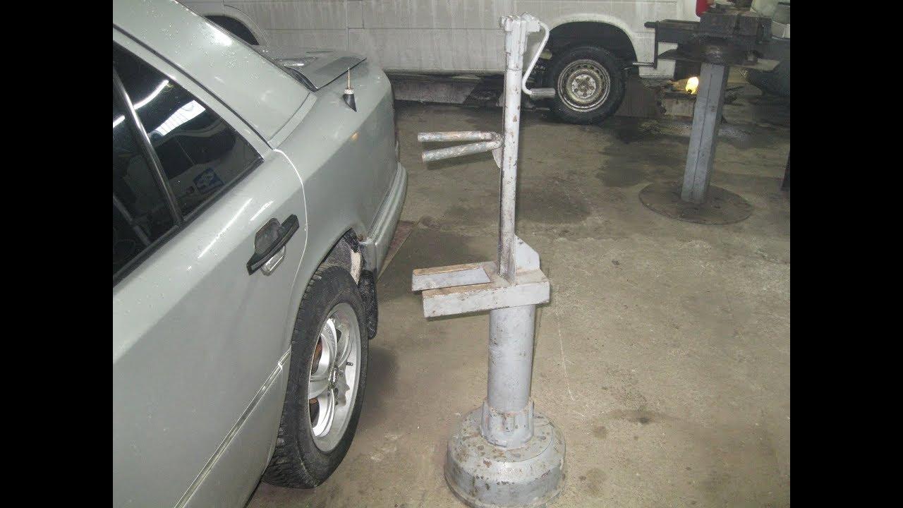 Нужные приспособления для гаража своими руками фото 310