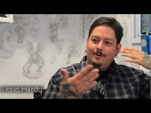 Tattoo Artist Magazine: Ed Hardy's Tattoo City Teaser Video