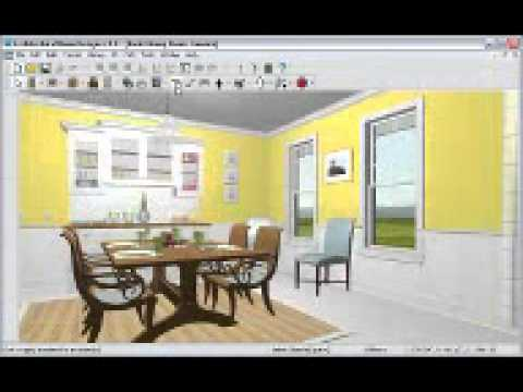 Better Homes And Gardens Home Designer 8 0 OLD VERSION YouTube