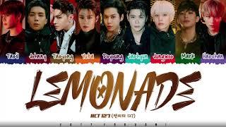 Download NCT 127 - 'LEMONADE' Lyrics [Color Coded_Han_Rom_Eng]