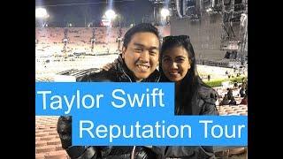 Taylor Swift Reputation Stadium Tour at the Rose Bowl   Los Angeles   California