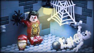 LEGO Iron Man Impisoned