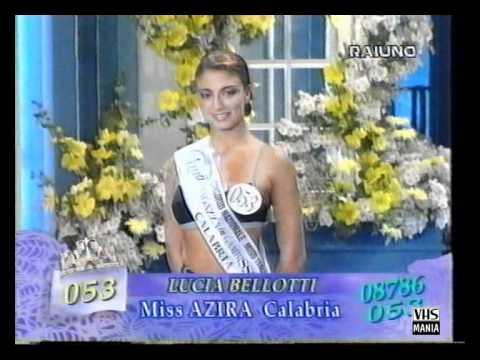 Miss Italia 1997 - Presentazione delle 100 finaliste