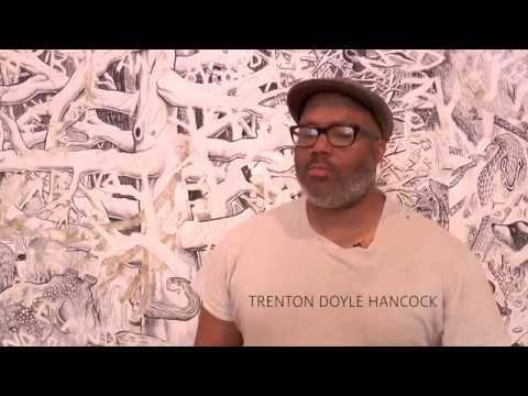 Trenton Doyle Hancock at CAMH