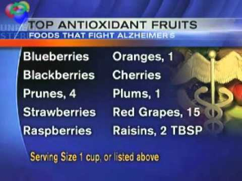 Hospitals in New Orleans Discuss Food to Ward Off Alzheimer's