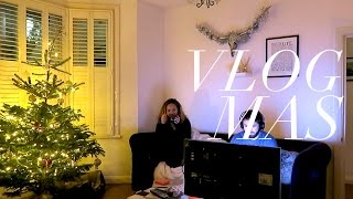 GETTING HYGGE & BAKING GINGER COOKIES | Vlogm...