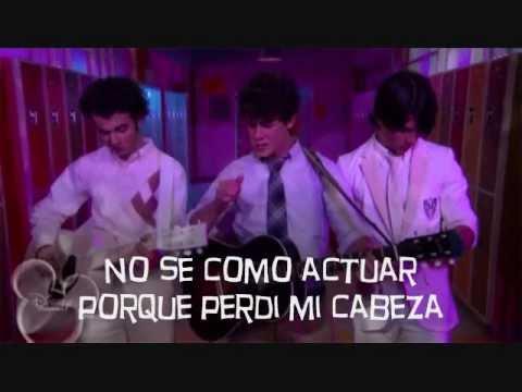 Paranoid-Jonas Brothers traducido al español