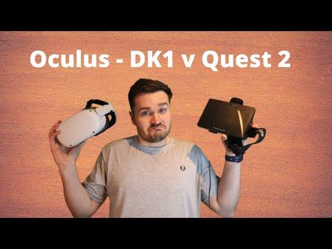 Oculus DK1 v