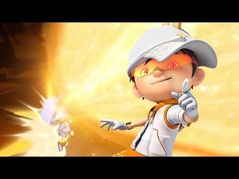BoboiBoy Season 3 Episode 8 - The Arrival of the Five Sly Scammers!  Hindi Dubbed HD 720p