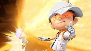 Video BoboiBoy Season 3 Episode 8 - The Arrival of the Five Sly Scammers!  Hindi Dubbed HD 720p download MP3, 3GP, MP4, WEBM, AVI, FLV September 2018