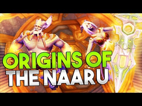 Draenei Theory: Where Do the Naaru REALLY Come From?