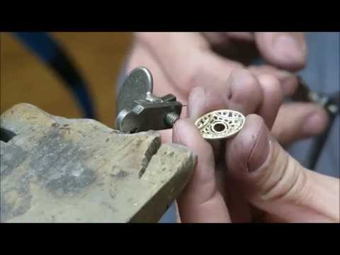 making a diamond ring - L.KLÁPA fine jewellery
