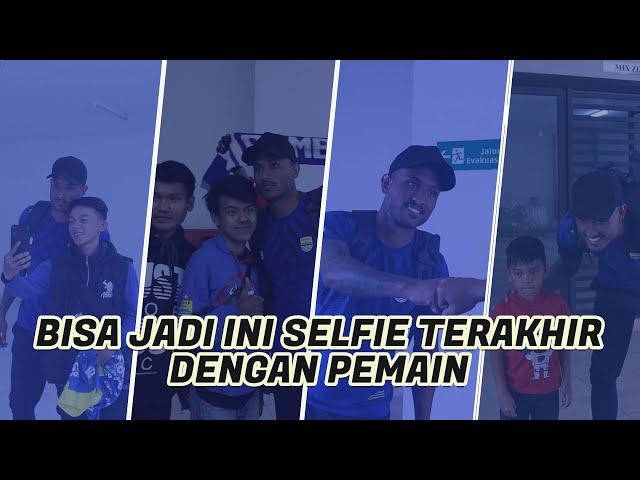 Tampil Gemilang, Bobotoh Kejar Wander Luiz Ajak Selfie