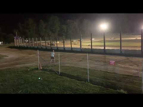 Paragon Speedway Feature 8/9/19