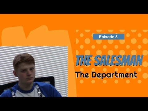 The Department 3: The Salesman