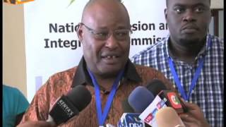NCIC, MPs seek to criminalize use of vernacular in public offices