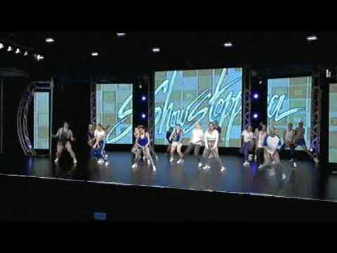 Showstoppers Up Jumps The Boogie group dance