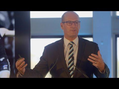 David Koch AGM Speech