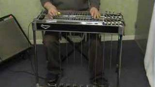 Pedal Steel Guitar - Emmons PP (black of course)
