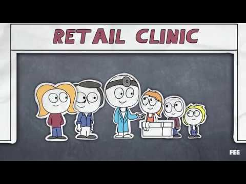 What If Health Clinics Were More Like Retail Stores?