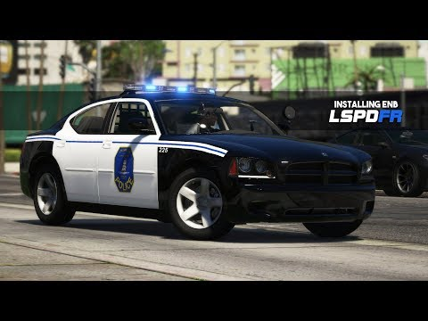 LSPDFR 0 4 Installing ENB (Graphics) by FirstThirtyMinutes