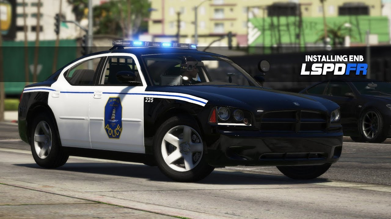 LSPDFR 0 4 Installing ENB (Graphics) by FirstThirtyMinutes - Police Video  Games and Mods