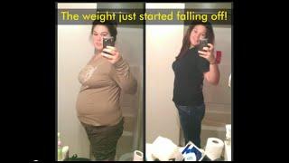 95lbs Weight loss journey 2015 - True story - Weight Loss motivation 2015