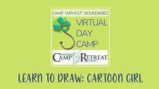 Learn to Draw: Cartoon Girl