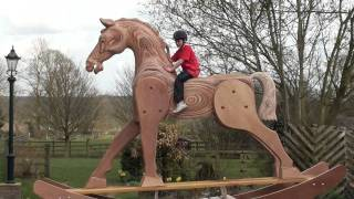 Big Bertie Rocking Horse :: Www.rockinghorse.co.uk