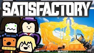Der Weltraumlift! | Satisfactory #6