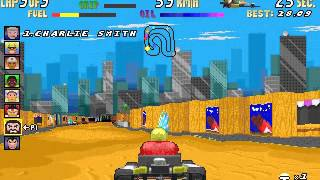 Super Karts Gameplay
