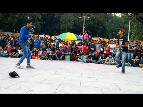 IIT ROORKEE PARTY DANCE COMPETITION 2017 DANCE FACE OFF CHALLANGE