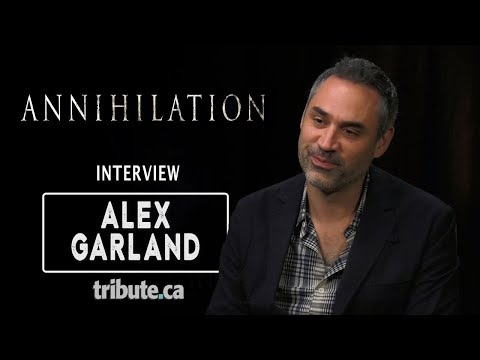 Alex Garland - Annihilation Interview