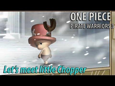 One Piece: Pirate Warriors 3 - Walkthrough Part 7: Doctor Tony Tony Chopper