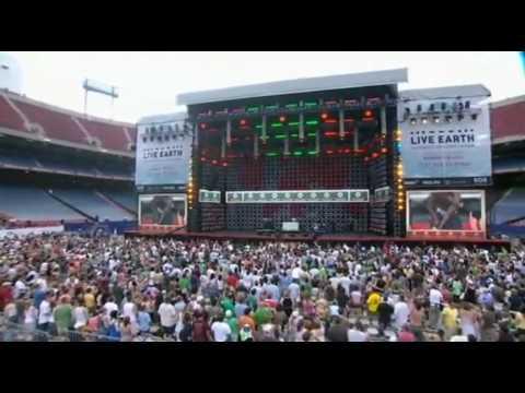 Akon   Concert Live Earth New York