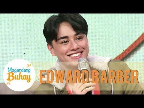 Edward reveals the real score between him and Maymay | Magandang Buhay