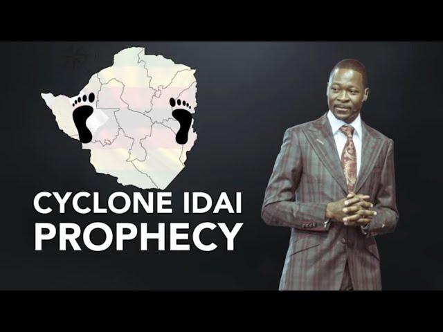 Emmanuel Makandiwa - Cyclone Idai Prophecy