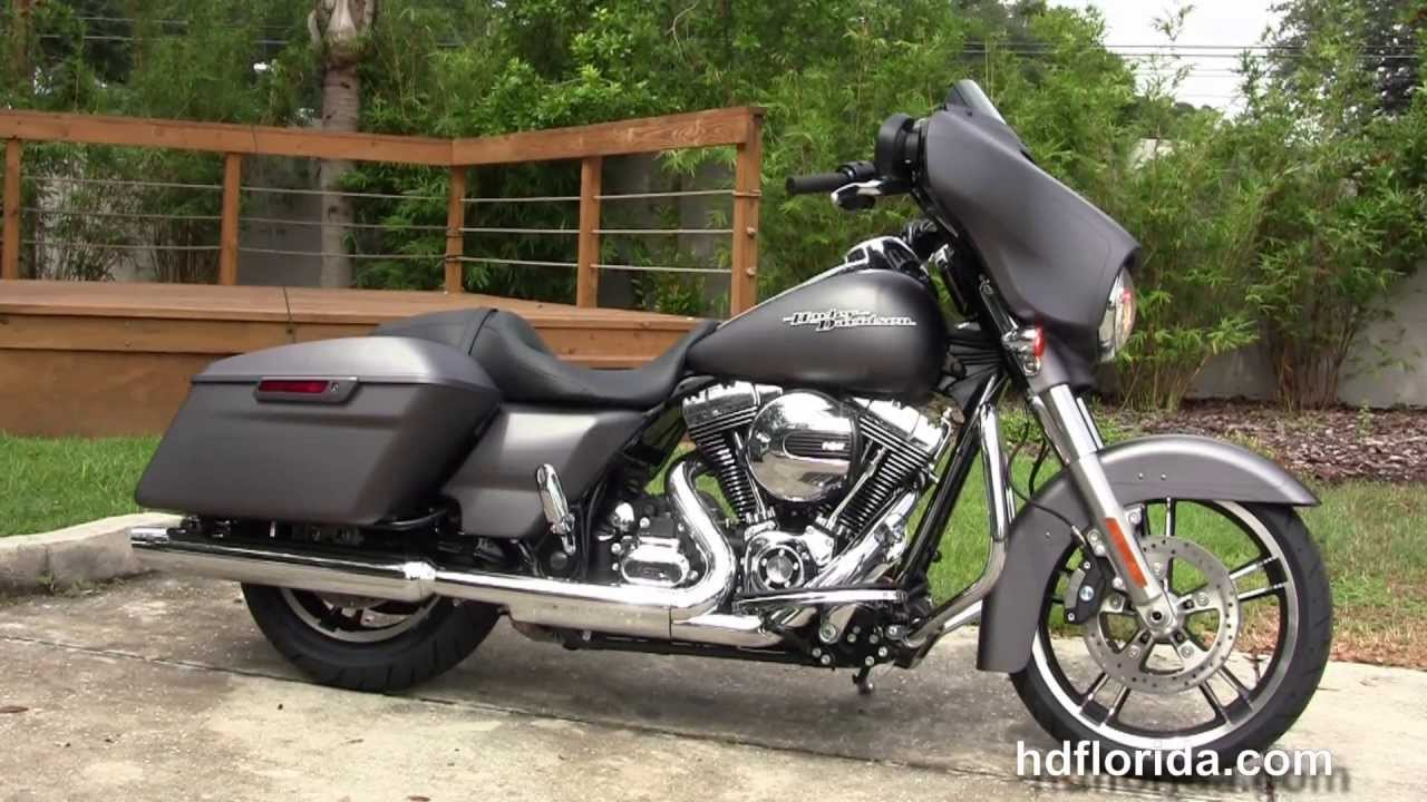 New 2016 Harley Davidson Street Glide Special Motorcycles