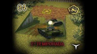 04.La destrucción de Gabo :P (Tanki Online - Temporada 2) // Gameplay